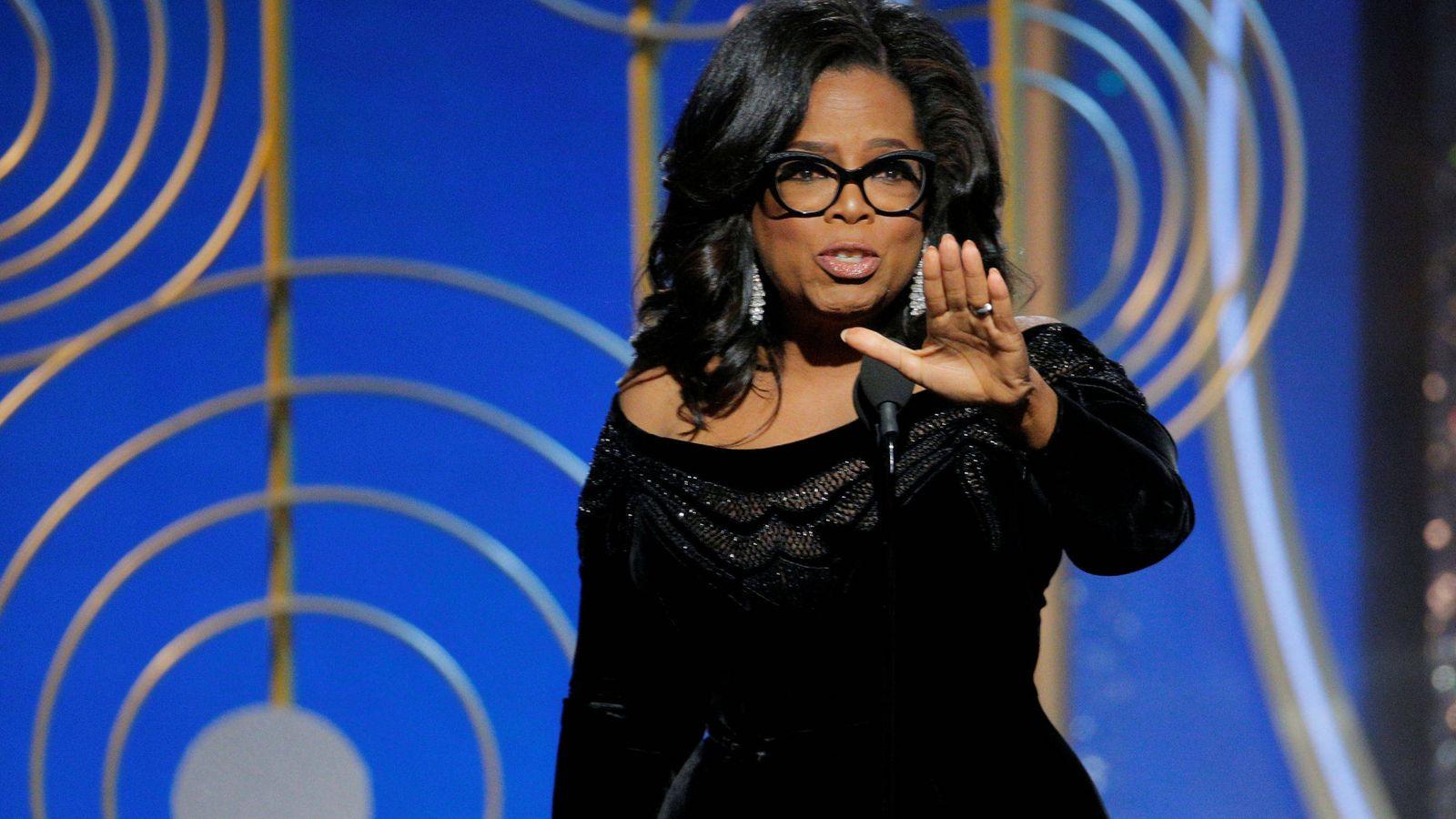 Foto: Oprah Winfrey. (Reuters)
