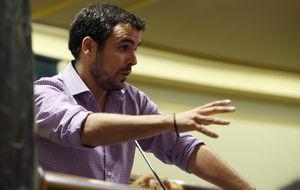 Alberto Garzón: De mi pelirroja me enamoró su sensibilidad social