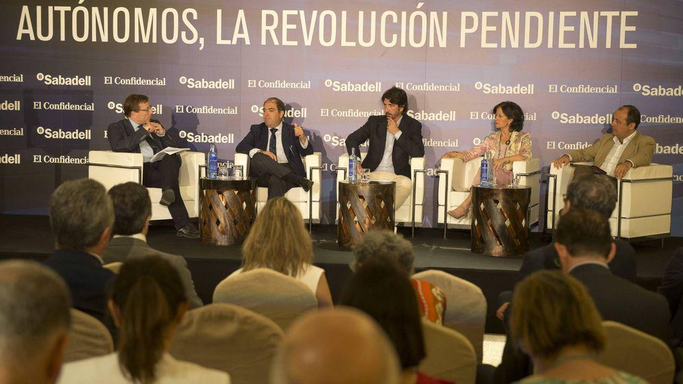Foto: Foro Autónomos, una revolución pendiente