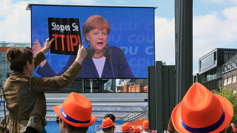 Más de 120 organizaciones sociales han firmado un manifiesto conjunto contra el TTIP.