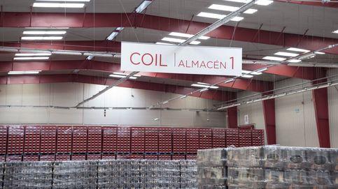 Un fondo hispano-suizo se queda con la antigua fábrica de Coca-Cola en Fuenlabrada
