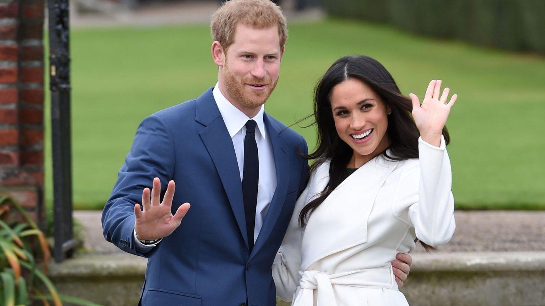 Compromiso oficial de la pareja. (Reuters)