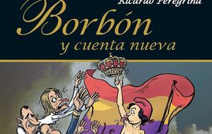Aznar, presidente de la República y Felipe VI 'desterrado' a Carabanchel