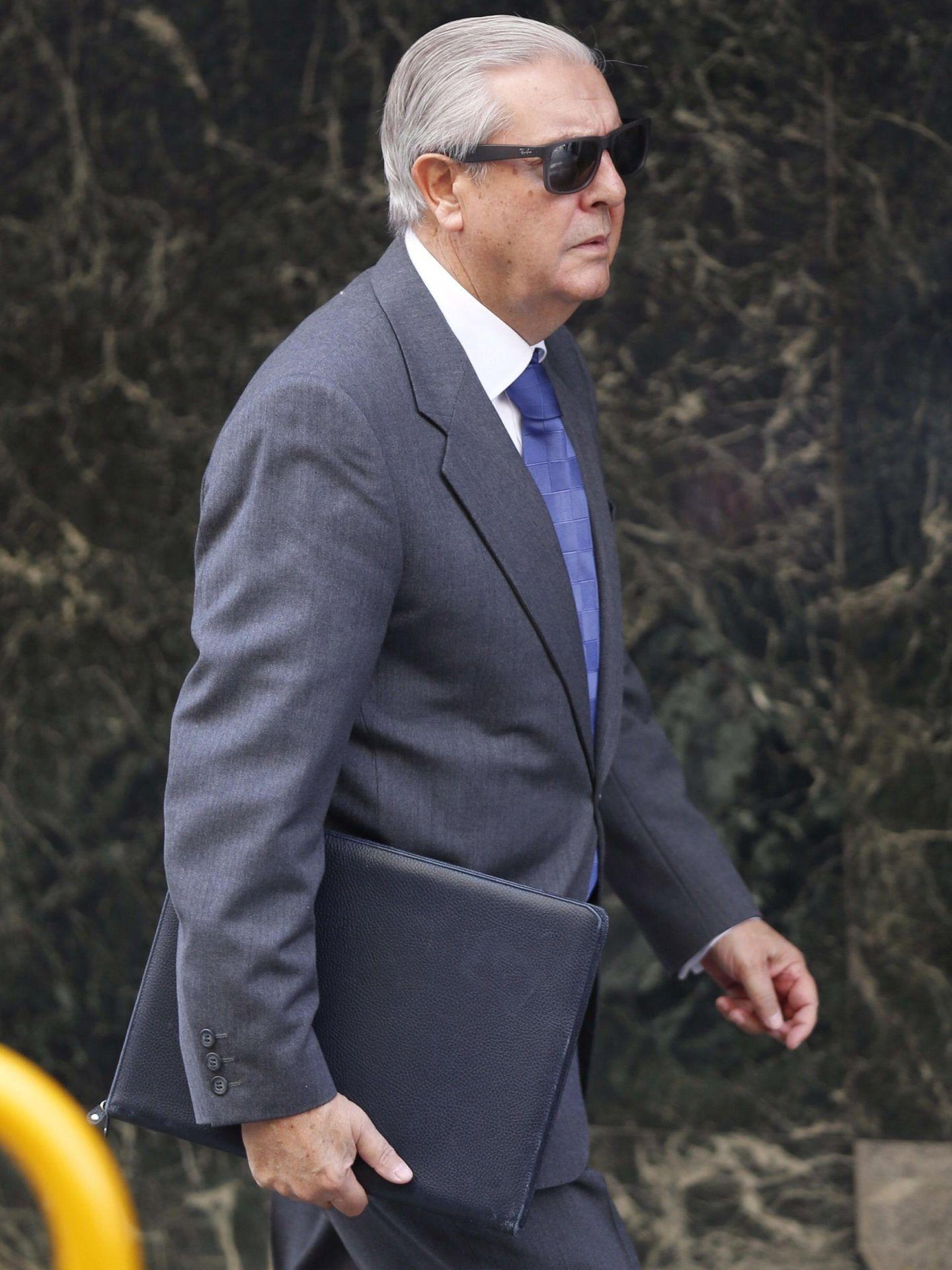 El expresidente de Renfe Miguel Corsini. (EFE)
