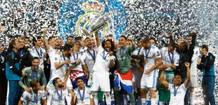 Post de El Real Madrid enciende la máquina del tiempo