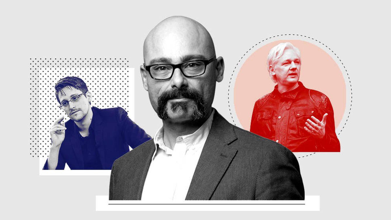 El exanalista de Telefónica que 'rescató' a Assange y acabó enrolándose en Podemos
