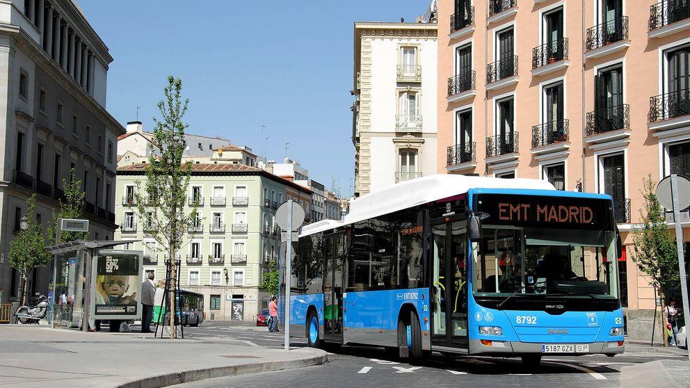 EMT de Madrid convoca huelga de 24 horas para el 10 de diciembre y más paros para el 13
