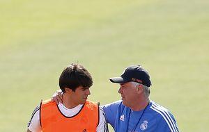 Kaká vuelve a Madrid con el ánimo de vengarse de... Carlo Ancelotti