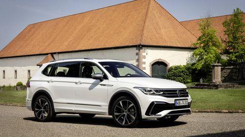 Volkswagen ya vende en España el Tiguan Allspace, el SUV XXL de 7 plazas