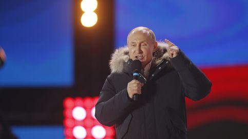 Putin gana las elecciones presidenciales de Rusia con un apoyo histórico