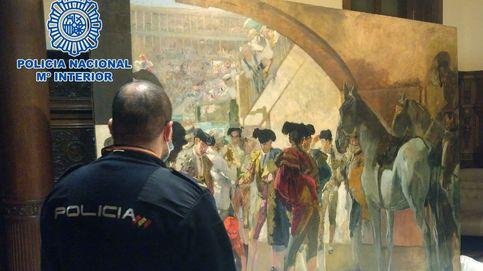 Piden suspender la venta en Sotheby's de un cuadro de Sorolla incautado en 'Malaya'