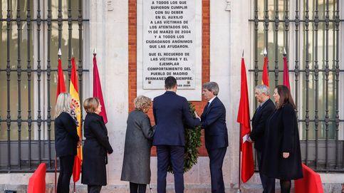 15 años del 11-M: varios actos en Madrid con Sánchez, Casado, Marlaska y Carmena