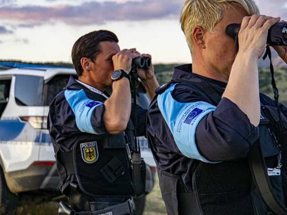 Foto:  Frontex.