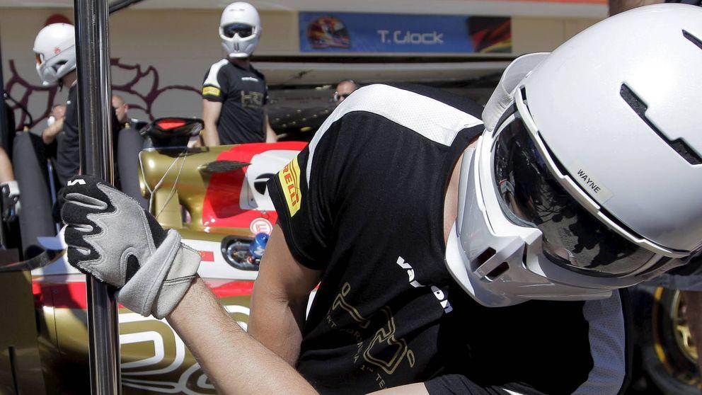 Por qué HRT dejó la F1: Nos dijeron que tiraríamos el dinero