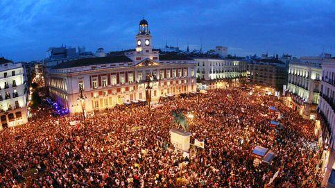 De Sol al 'sorpasso': así ha cambiado a  la izquierda española el terremoto del 15M