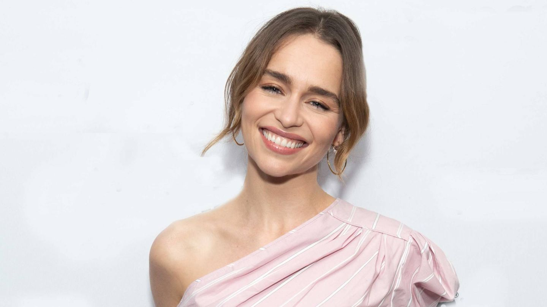 Emilia Clarke, embajadora de Clinique (Getty)