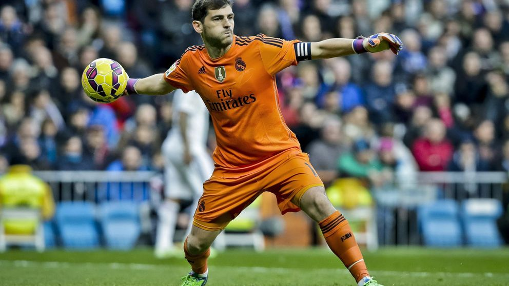 Bale, harto de que no le pasen, y Casillas, de que le silben: ¡A tomar por culo ya!
