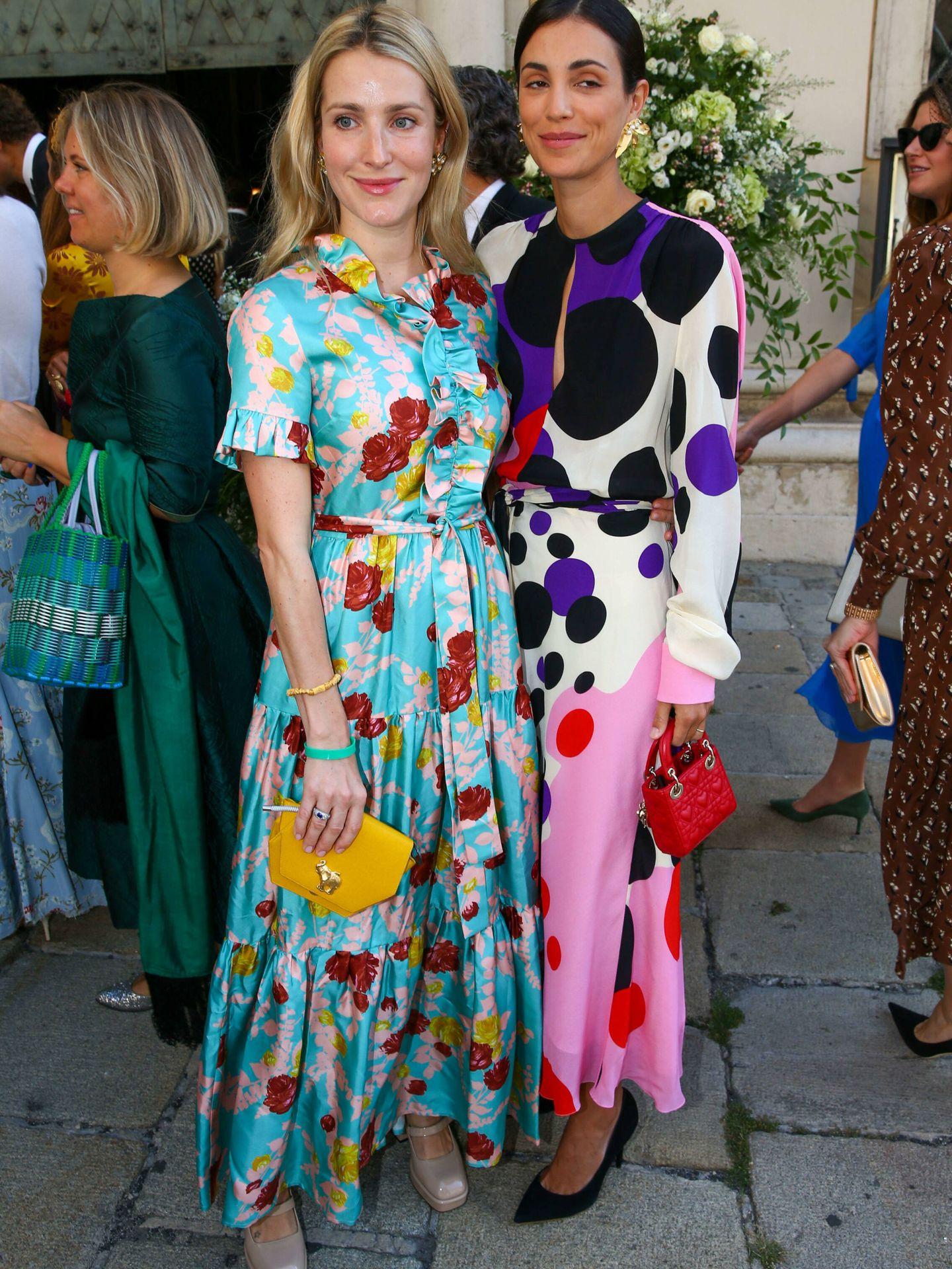 Las dos princesas de Hannover. (Gtres)