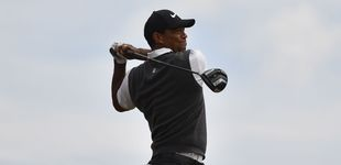 Post de Tiger Woods vuelve a brillar en el British Open: