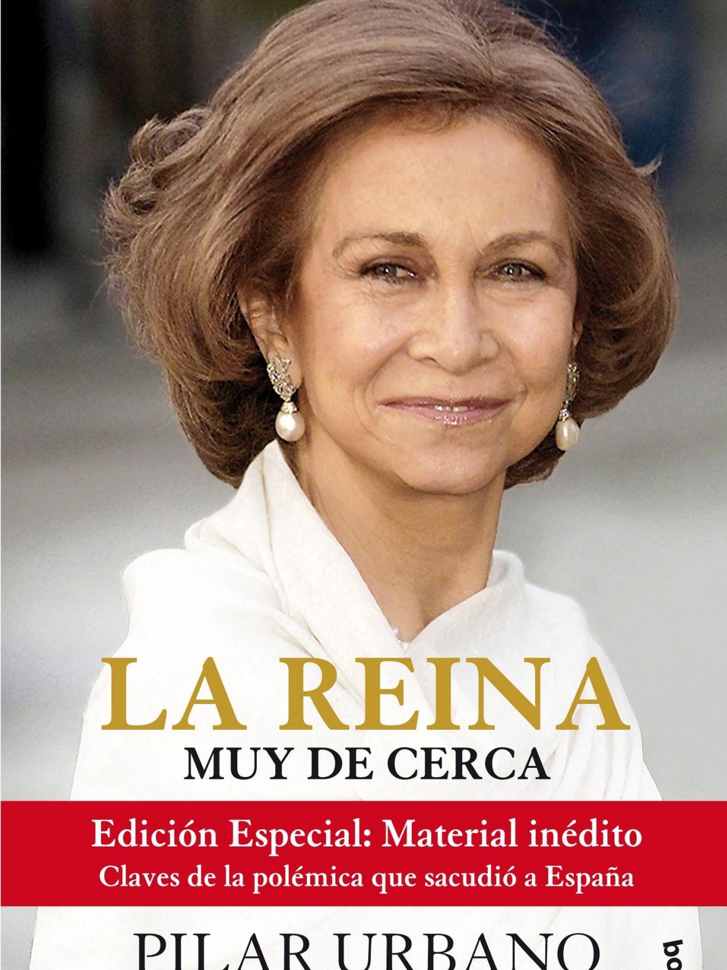 Portada del libro de Pilar Urbano.