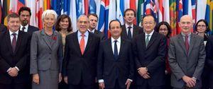 """El G-20 pone el foco en el """"precipicio fiscal"""" de Estados Unidos ante las elecciones presidenciales"""
