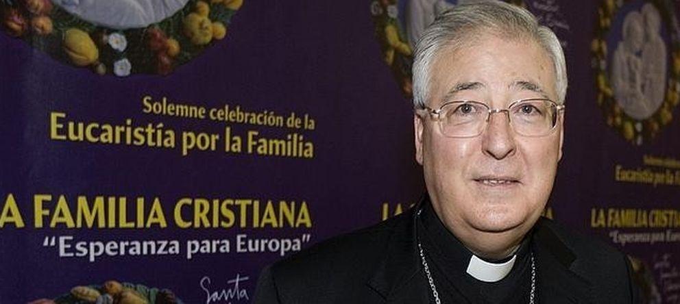 Foto: El obispo de Alcalá de Henares, Juan Antonio Reig Plà (EC)