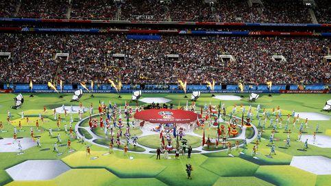 Rusia vs Arabia Saudí en directo: comienza el Mundial de Rusia 2018