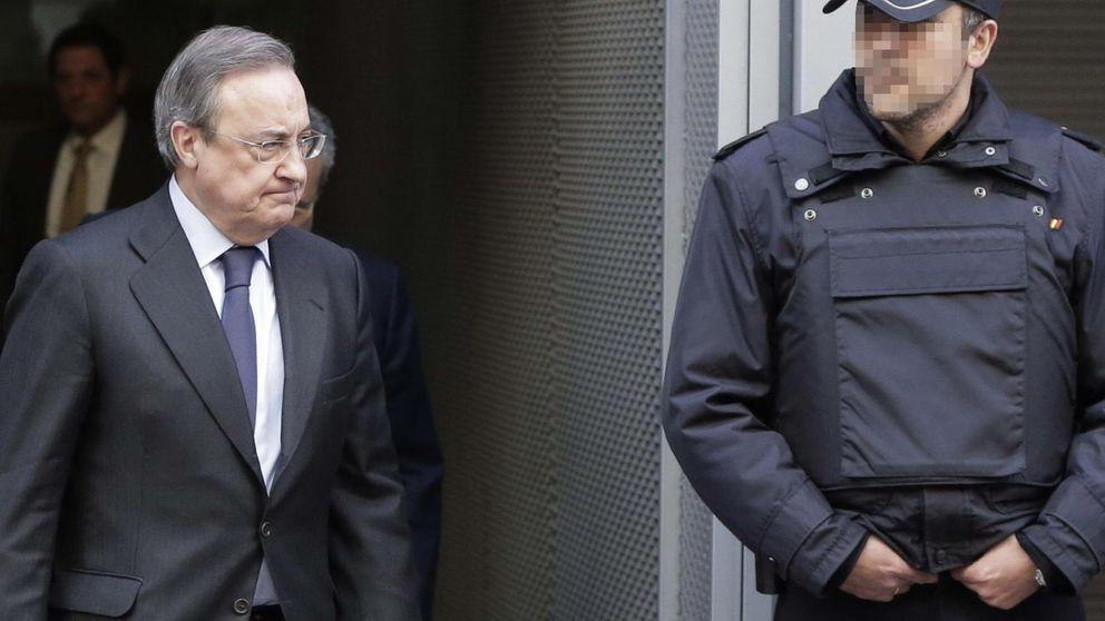Florentino Pérez fichó a Púnica para mejorar su imagen personal