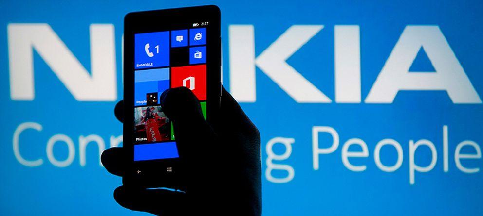 Foto: Las razones por las que Nokia se acostará con su enemigo Android