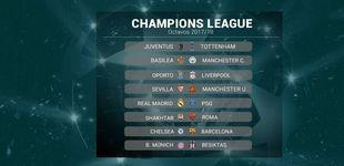 Post de Real Madrid-PSG, Chelsea-Barcelona y Sevilla-United, en octavos de Champions