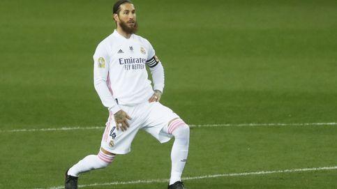 Sergio Ramos, operado con éxito del menisco