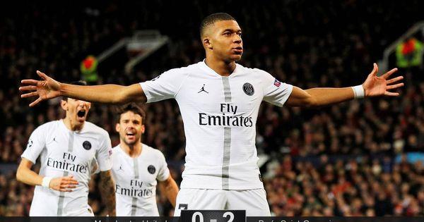 El demoledor dato de Kylian Mbappé, el líder un PSG que asusta en la Champions