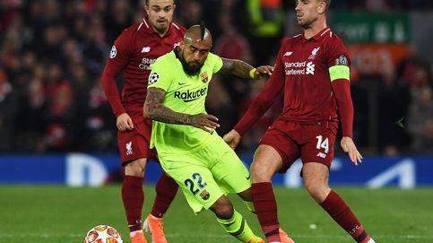 Se empieza elogiando a Vidal y se acaba con un chorreo peor que el del Madrid
