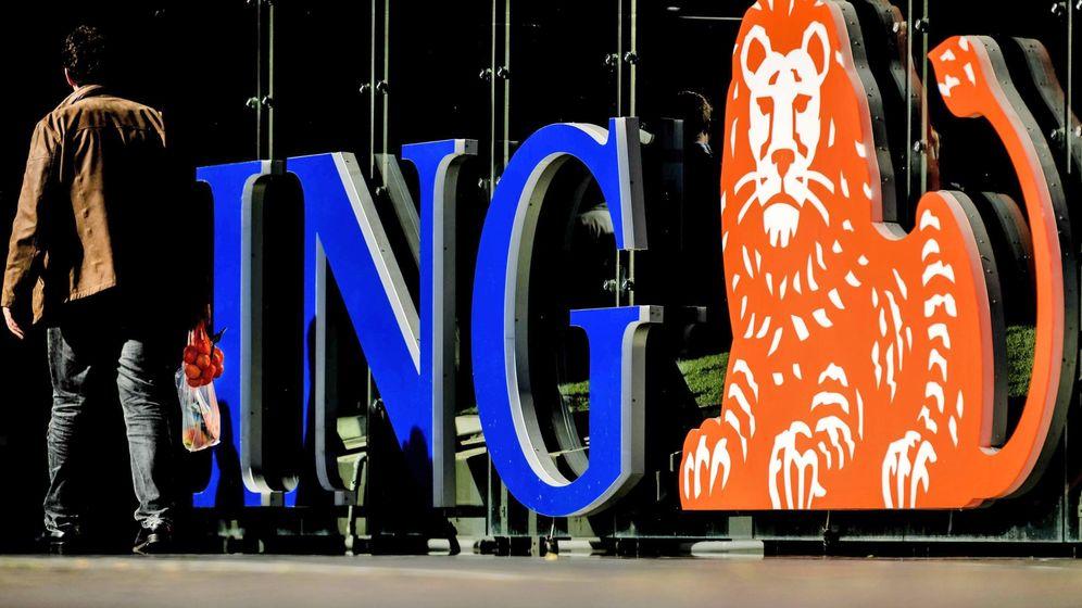 Foto: Logo de ING. (EFE)
