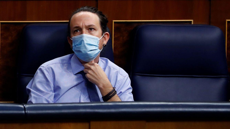 Foto: El vicepresidente segundo del Gobierno y líder de Podemos, Pablo Iglesias. (EFE)