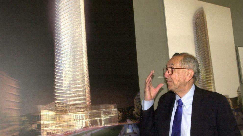 Muere César Pelli, el arquitecto que diseñó las Torres Petronas y la Torre de Cristal