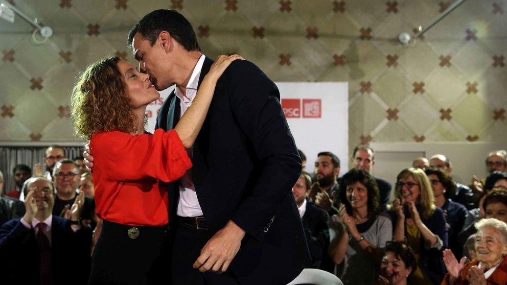 Sánchez 'revoluciona' las listas de Madrid y Barcelona para taponar la sangría de votos