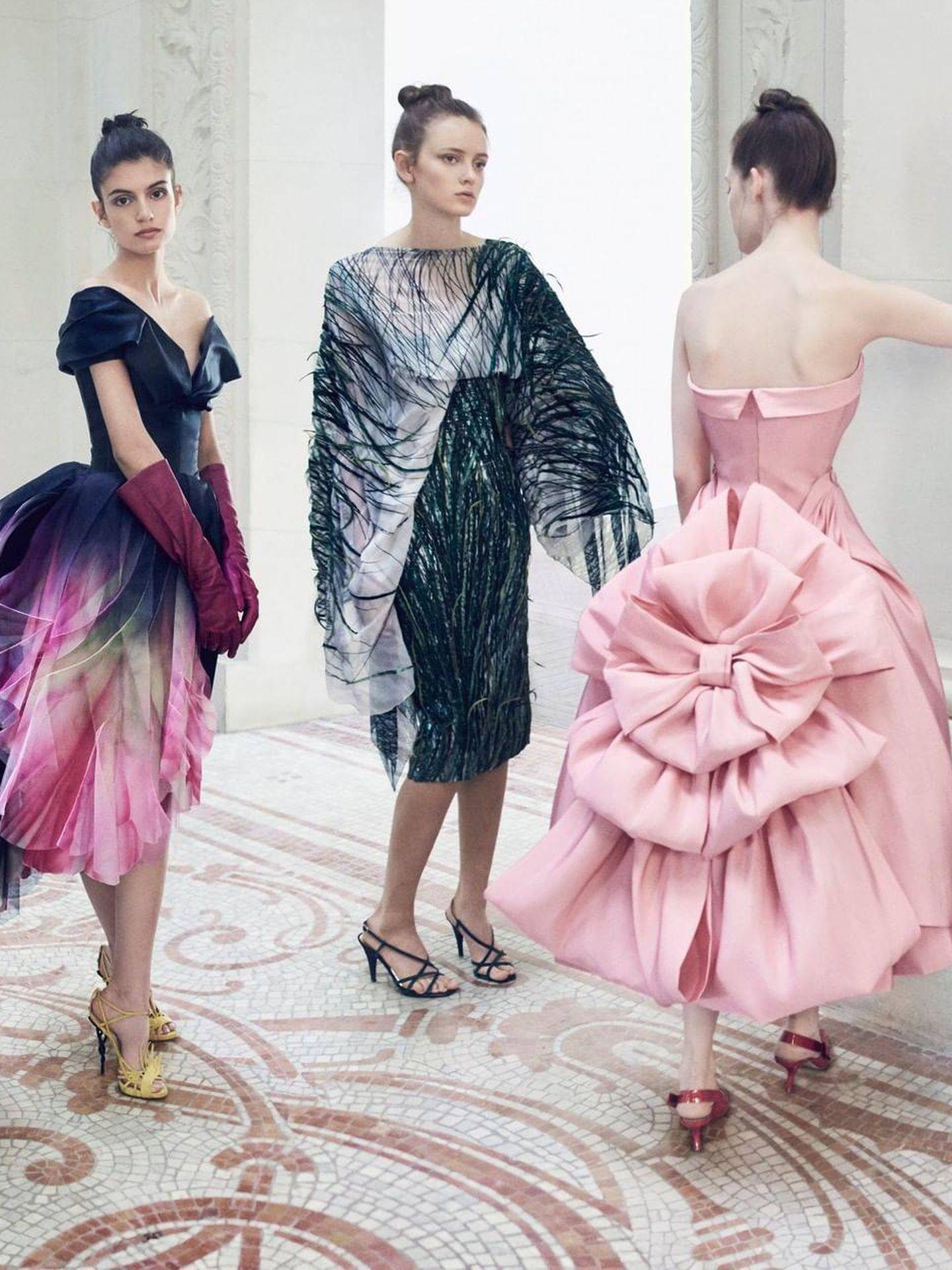 Imagen de Instagram, Christian Dior.