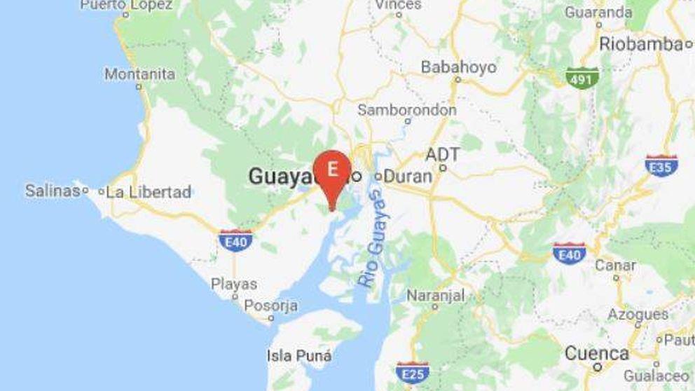 Ecuador tiembla con un terremoto de 7,5 seguido de varias réplicas que no dejan daños