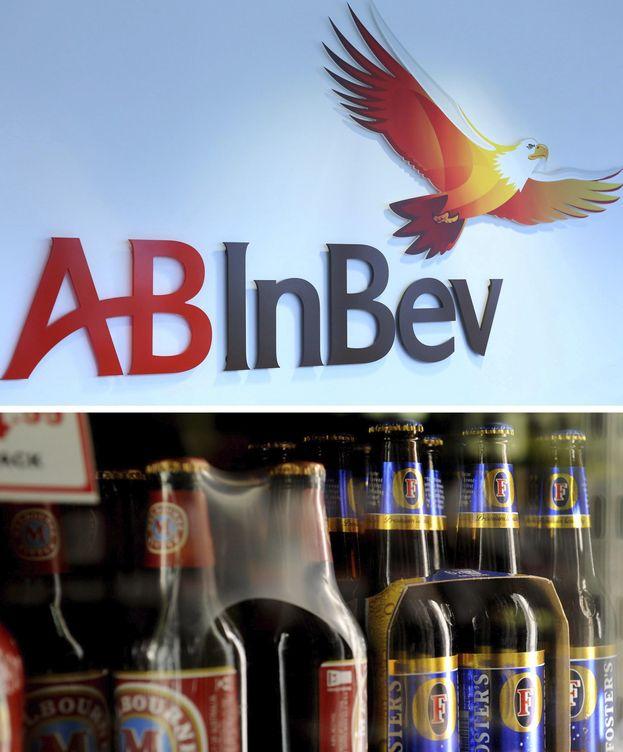 AB Inbev, primera cervecera mundial, vende en España y revisa su estrategia