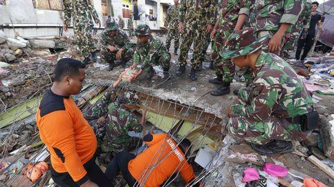 Más de cien mueros en el terremoto en Indonesia