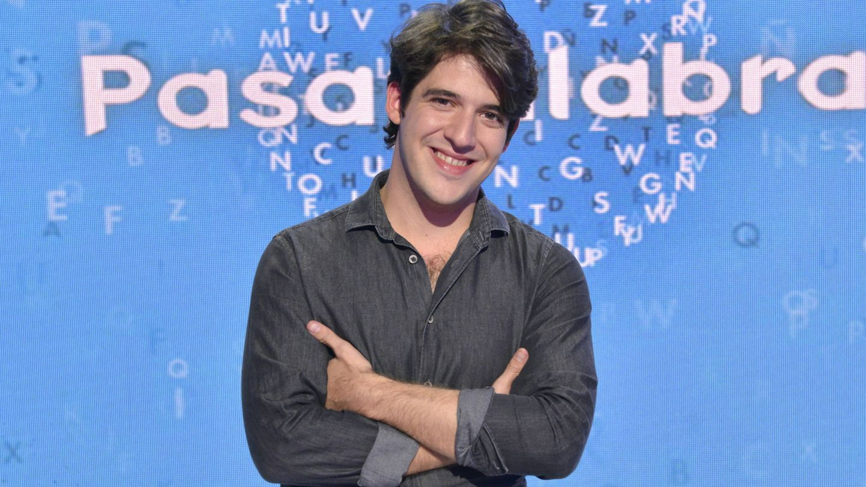 David Leo García, ganador del mayor bote de 'Pasapalabra'. (Mediaset)