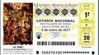 Tercer premio Lotería del Niño: 85.073, vendido todo en Benetússer (Valencia)