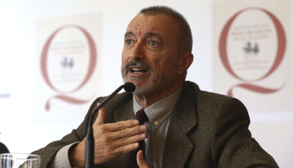 Foto: Presentacion de la adaptación de 'El Quijote' realizada por Pérez Reverte