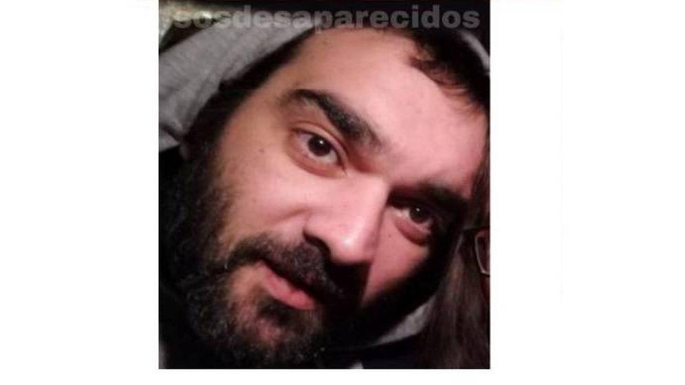 Foto: Alejandro Meitín San Isidro, desaparecido el 15 de diciembre. (SOS Desaparecidos)