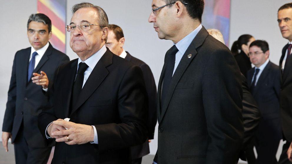 El suplicio de Florentino es el Barça: sólo gana el 25% de los Clásicos de Liga