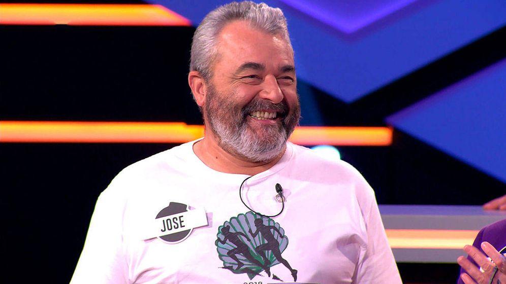 Foto: José Pinto, en '¡Boom!'. (Antena 3)