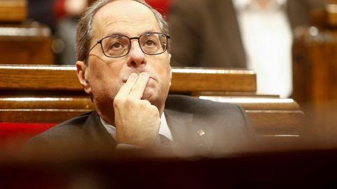 El Constitucional rechaza el último intento de Torra para regresar a la Generalitat