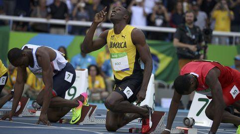 Usain Bolt no es lo que parece
