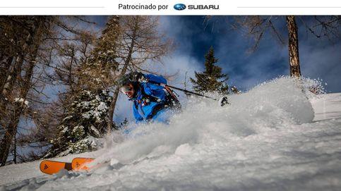 Por qué los jóvenes pasan del esquí alpino y se tiran a por el 'freeride'